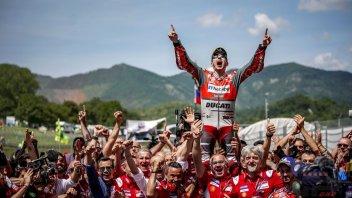 "MotoGP: Lorenzo talks about Mugello 2018: ""I signed with Honda and won with Ducati"""