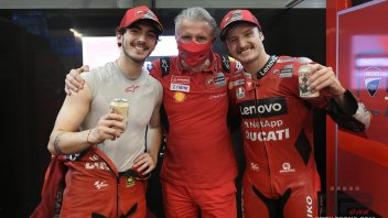 """MotoGP: Ciabatti: """"Miller and Bagnaia are giving us the enthusiasm we needed"""""""