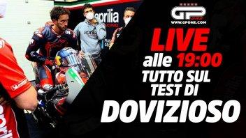 MotoGP: LIVE alle 19:00 - Tutto sul test di Dovizioso e Aprilia al Mugello