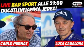 MotoGP: LIVE Bar Sport alle 21:00 con Pernat e Cadalora: Ducati infiamma Jerez