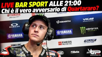 MotoGP: LIVE Bar Sport alle 21:00 - Chi è il vero avversario di Quartararo?