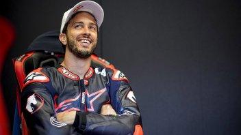 """MotoGP: Dovizioso ed il futuro: """"Wild card? Per ora non sono nei miei programmi"""""""