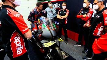 MotoGP: Andrea Dovizioso and Aprilia, tests at Mugello at risk