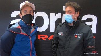 """MotoGP: VIDEO - Dovizioso: """"I GP visti in TV? Sarebbe stato bello essere in Qatar"""""""