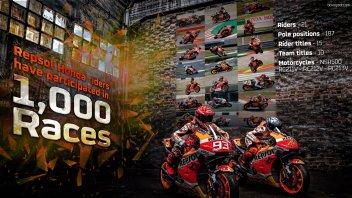 MotoGP: Repsol Honda Team riders set for 1000th Grand Prix start