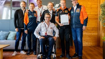 MotoGP: OFFICIAL - KTM and Tech3 together for another 5 years: until 2026