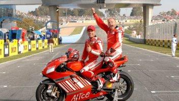 MotoGP: Torna in pista al Mugello la Ducati X 2 ma senza Randy Mamola!