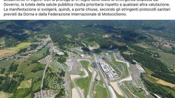 MotoGP: Ora è ufficiale: il GP d'Italia al Mugello sarà a porte chiuse