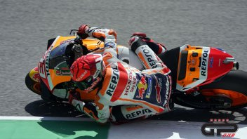 """MotoGP: Marquez: """"E' un anno di transizione: sto lavorando per migliorare la Honda"""""""