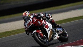 MotoGP: Nakagami regala il Warm Up alla Honda al Mugello: Zarco 2°, Rossi 17°