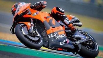 """MotoGP: Petrucci: """"In gara farò di tutto per essere la migliore delle KTM"""""""
