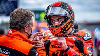 MotoGP: Petrucci salva la KTM a Le Mans ma la sua conferma è a rischio