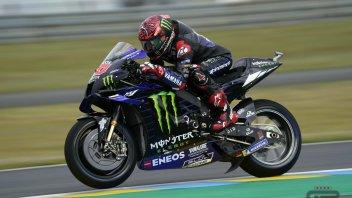 MotoGP: Quartararo diavolo francese: pole a Le Mans, Vinales 2°. Rossi 9°