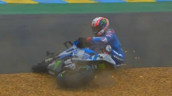 "MotoGP: Rins: ""I feel strong, but I make stupid mistakes. I apologize to Suzuki."""