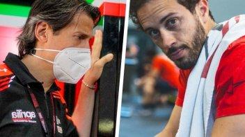 """MotoGP: Rivola, Aprilia: """"il futuro di Dovizioso è nelle sue mani, non nelle nostre"""""""
