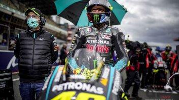 """MotoGP: Uccio: """"barba finta il giovedì e vittoria la domenica: il Mugello di Rossi"""""""