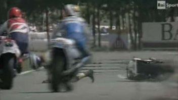 MotoGP: Dal miracolo di Uncini al dramma di Dupasquier