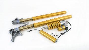 Moto - News: TECNICA - Dentro le sospensioni: il funzionamento di 'molla' e 'idraulica'