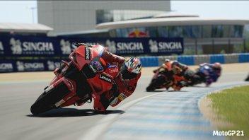 Playtime - Games: Recensione MotoGP 21: evoluzione (virtuale) su due ruote