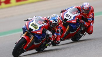 SBK: Bautista's race conditioned by same electric problem as yesterday