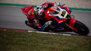SBK: Honda-Bautista: ultima chiamata ad Aragon prima del Mondiale