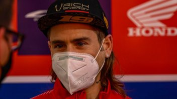 SBK: Bautista confirms he made himself available to HRC for MotoGP tests or races