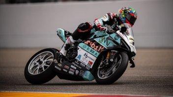 SBK: Chaz Davies: test a sorpresa ad Aragon con Pedrosa e KTM