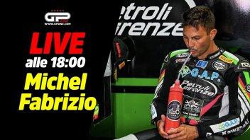 SBK: LIVE alle 18:00 - Michel Fabrizio: il ritorno in Superport ad Aragon