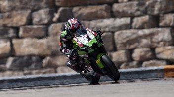 """SBK: Rea: """"The rev limit is frustrating, but the Kawasaki is not slower"""""""