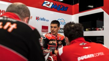 SBK: Rinaldi at a loss to explain today's lack of power on his Ducati