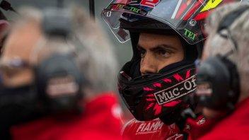 """SBK: Rinaldi: """"È stata una delle peggiori gare nella mia carriera"""""""