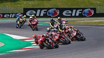 SBK: Il CIV Superbike fa tappa a Misano per il secondo round del 2021