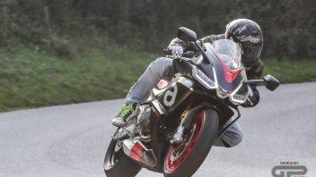 """Moto - News: Aprilia e la fake-news del richiamo """"sospetto"""" su RS 660 e Tuono 660"""