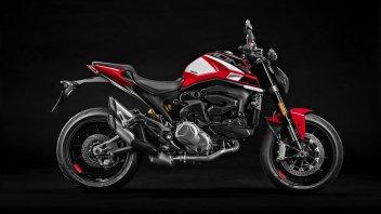 Moto - News: Ducati Monster 2021: arrivano i kit Performance