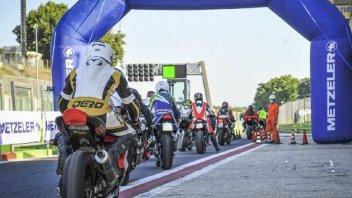 Moto - News: Metzeler Day 2021: corsi in pista per imparare i segreti degli pneumatici