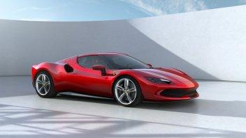 Auto - News: Ferrari 296 GTB 2022: motore V6 da 830 CV, la prima ibrida di Maranello