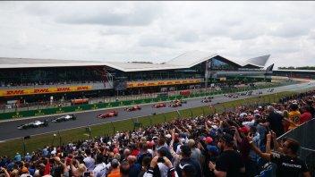 Auto - News: Silverstone: folla al completo per il GP di Gran Bretagna di Formula 1 del 2021