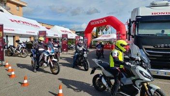 Moto - News: Honda presente al Motor Bike Expo 2021 di Verona dal 18 al 20 giugno 2021