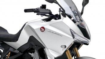 Moto - News: Honda prepara la crossover V4? Sfida aperta a Mutlistrada e S 1000 XR