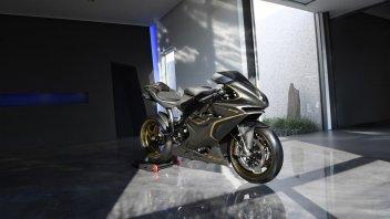 Moto - News: MV Agusta F4: la Superbike secondo Horacio Pagani