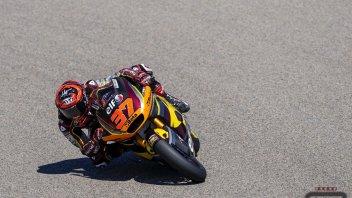 Moto2: Assen: Doppio Fernandez in FP1, 1° Augusto e 2° Raul. Corsi è 5°