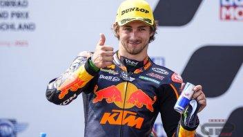 Moto2: Sachsenring: Gardner domina e Fernandez cade. Bezzecchi è 3°