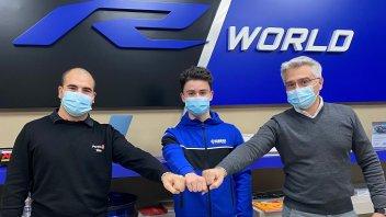 SBK: ParkinGO e Yamaha insieme nel 2021 con Manuel Gonzalez