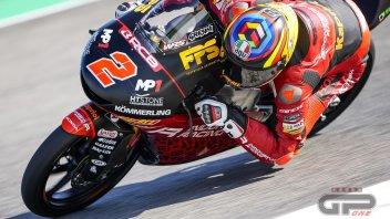 Moto3: Barcellona: Acuto di Rodrigo in FP2, 2° Binder e 3° Fenati