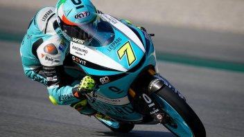 Moto3: Foggia e la Honda brillano nella FP1 di Assen, 3° Migno