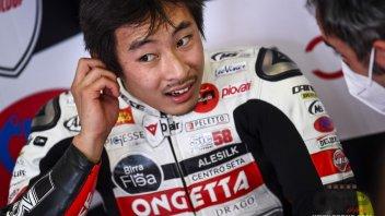 Moto3: AGGIORNATO Tatsuki Suzuki risultato falso positivo al Covid, correrà ad Assen