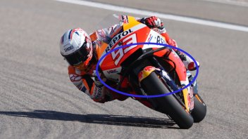 MotoGP: Honda lowers its wings: Marquez with a new fairing at the Sachsenring