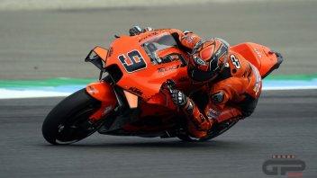 """MotoGP: Petrucci: """"Voglio andare in vacanza felice, ora sento la KTM più mia"""""""