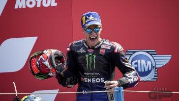 """MotoGP: Quartararo: """"Sentivo la pressione di essere al posto del re, di Rossi"""""""