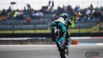 """MotoGP: Rossi: """"Nessun sa come funzionano le gomme, nemmeno Michelin"""""""